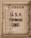 Bumbery, Patrick - United States Federal Census 1860, taken between 1 Jun 1860 and 31 Oct 1860