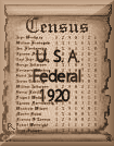 Bumbery, John Andrew - United States Federal Census 1920, taken between 1 Jan 1920 and 30 Jan 1920
