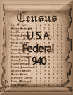 Bumbery, John Andrew - United States Federal Census 1940, taken between 1 Apr 1940 and May 1940
